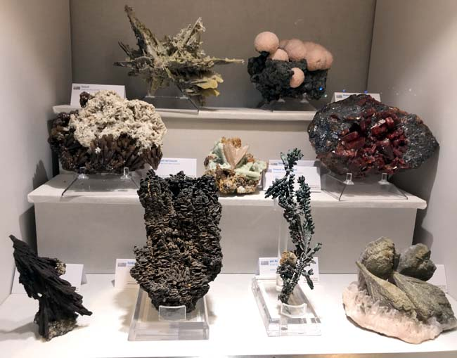 Minerals From Broken Hill, NSW, Australia