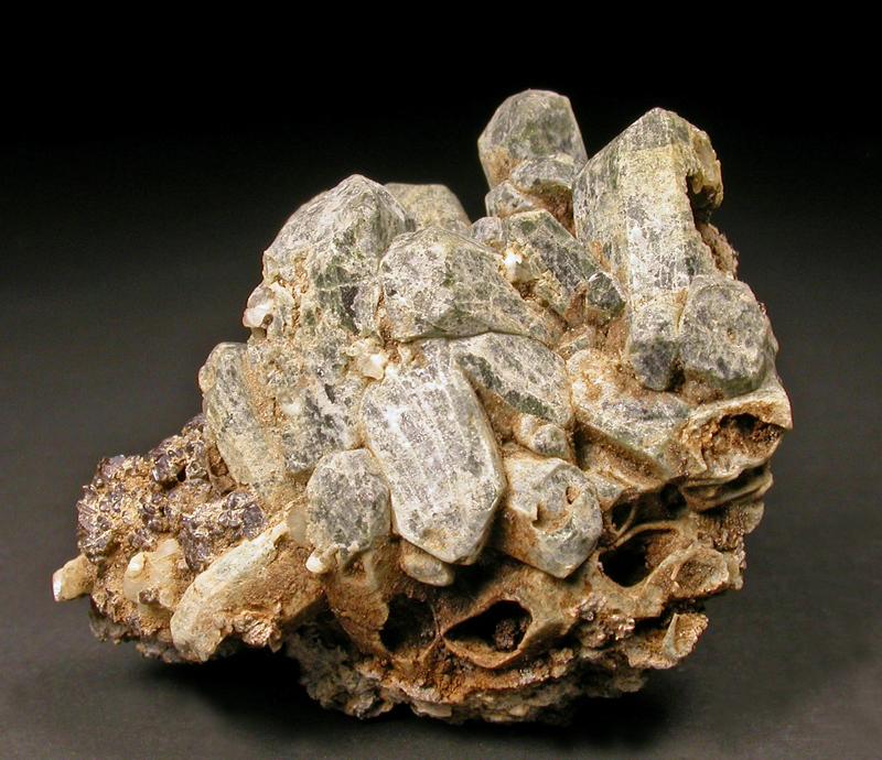 Diopside & Hedenbergite