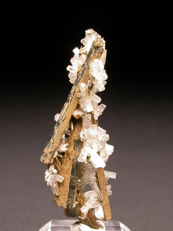 Natrolite & Aegirine