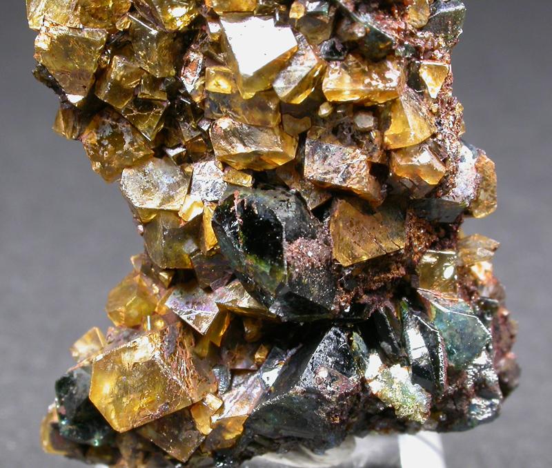 Lazulite & Siderite