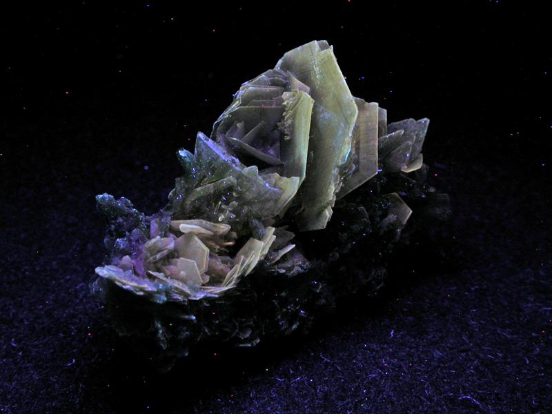 Talc & Vesuvianite