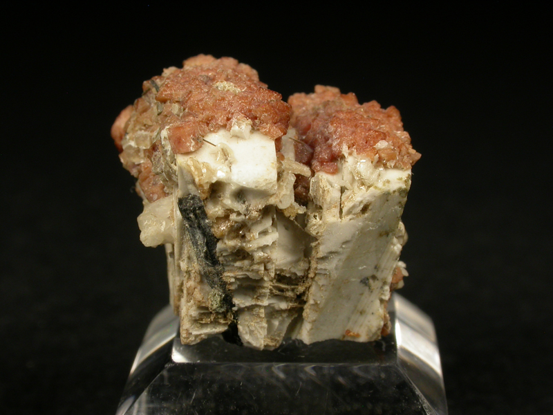 Rhodochrosite & Ancylite-(Ce)