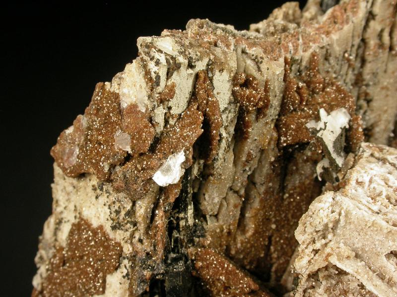 Phillipsite & Gaidonnayite