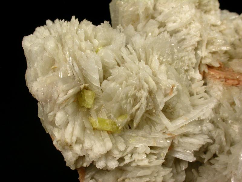 Schizolite Albite & Polylithionite