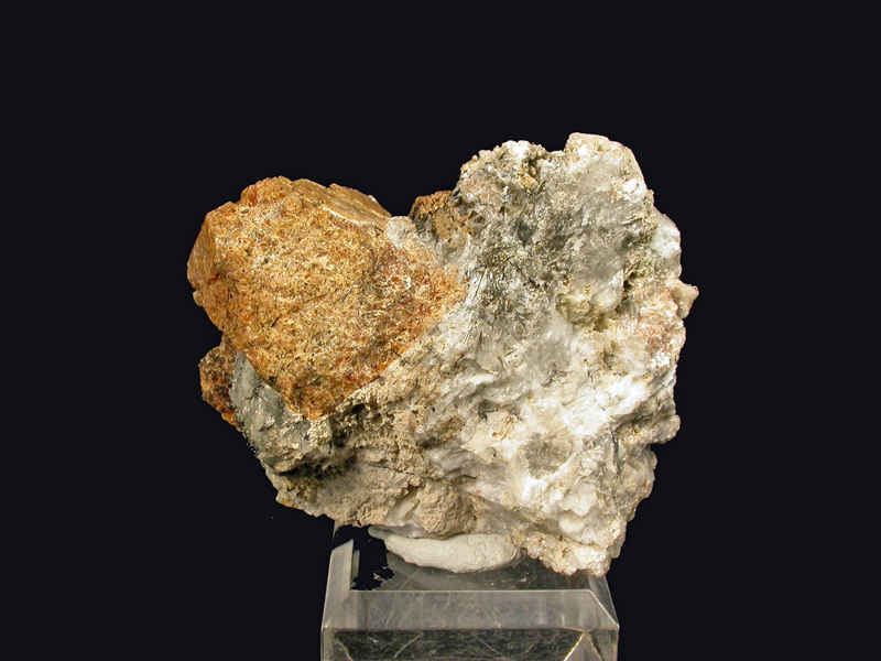 Kentbrooksite & Polylithionite