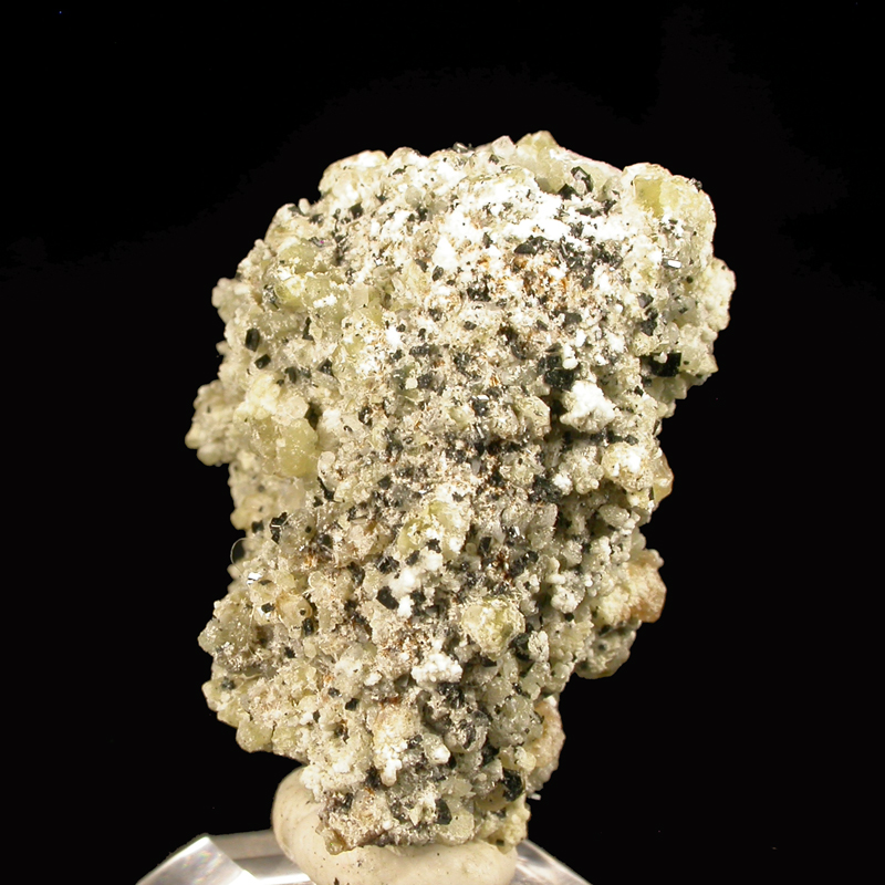 Monteregianite & Arfvedsonite & Ancylite-(Ce)
