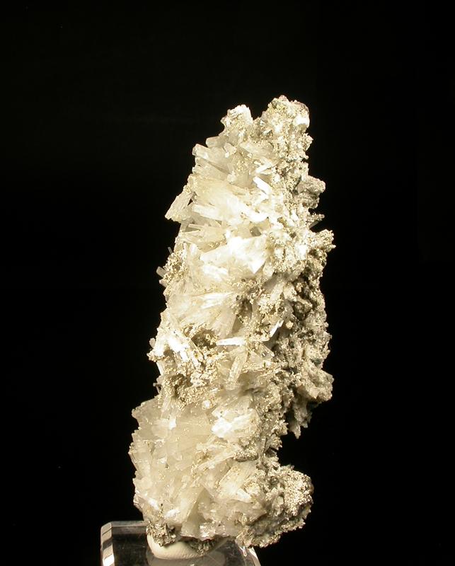 Natrolite & Sphalerite