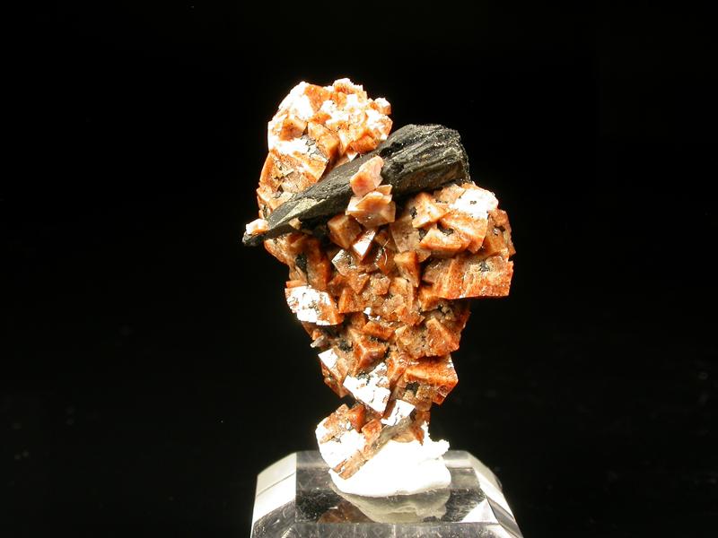 Rhodochrosite & Aegirine