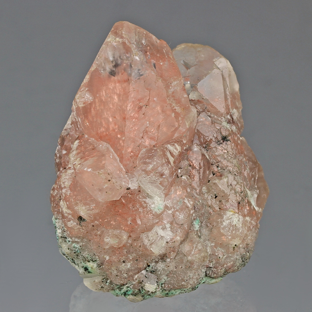 Calcite & Copper