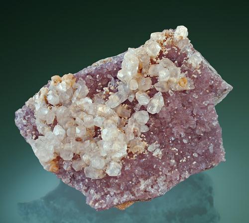 Calcite Amethyst & Dolomite