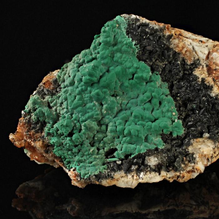 Malachite & Calcite