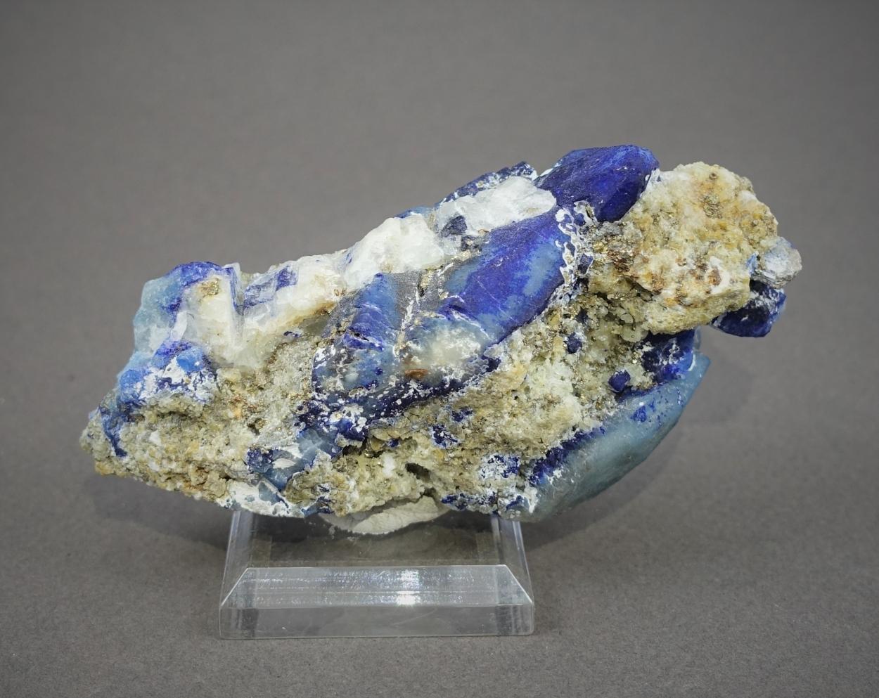 Afghanite & Lazulite