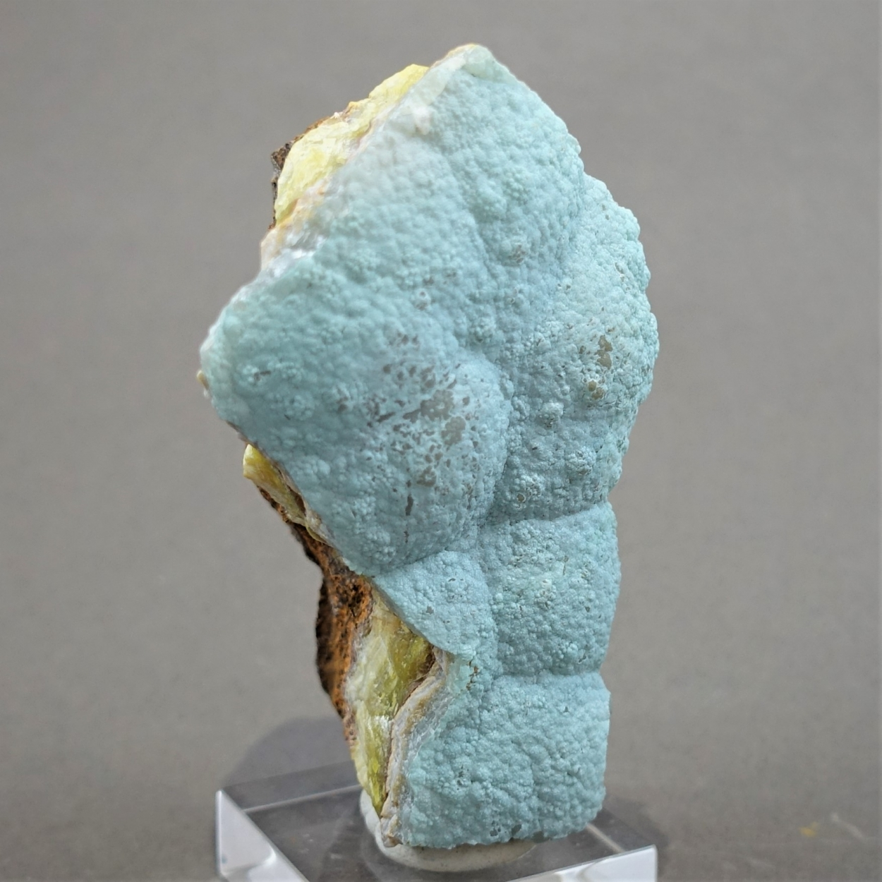 Cadmian Smithsonite
