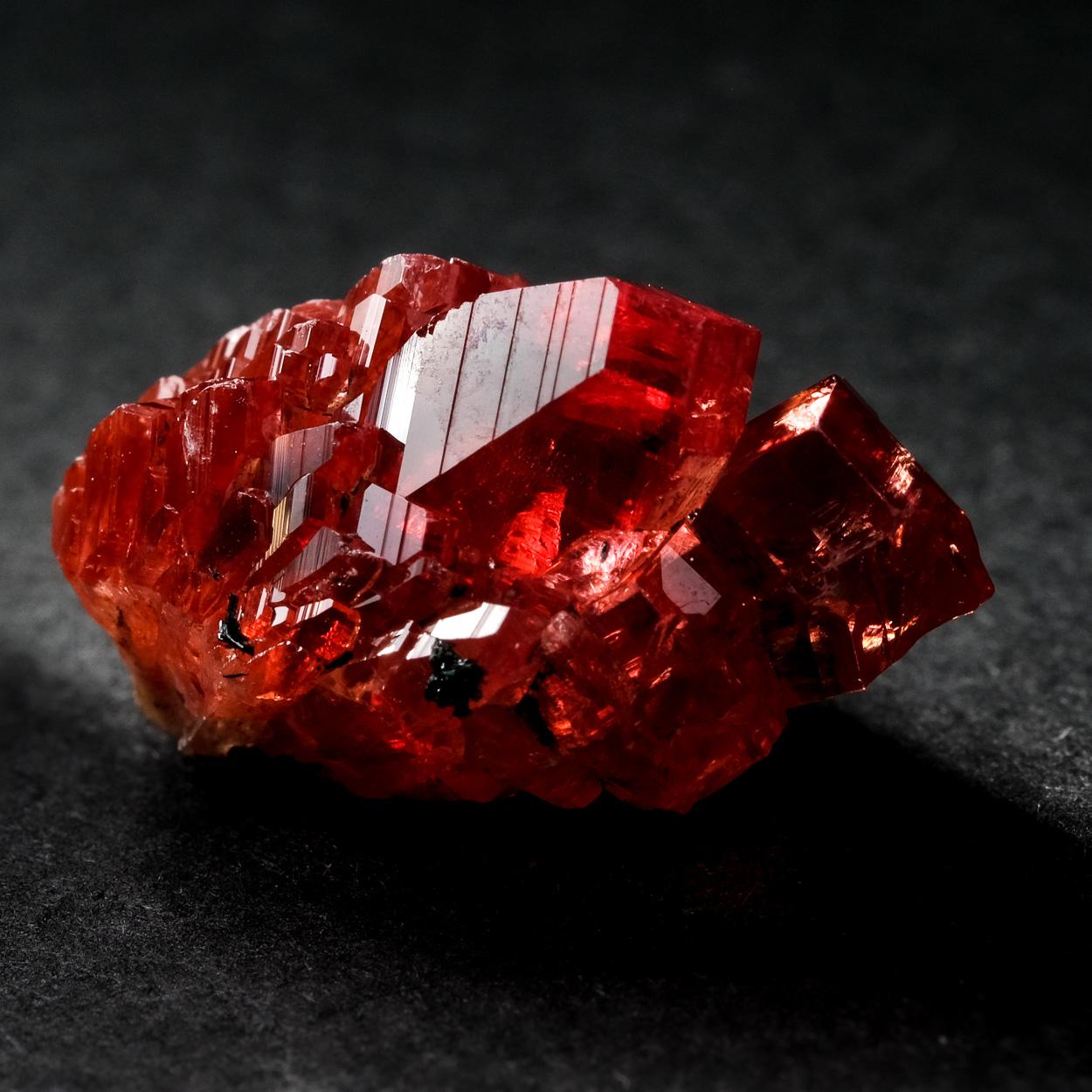 Rhodochrosite & Manganite