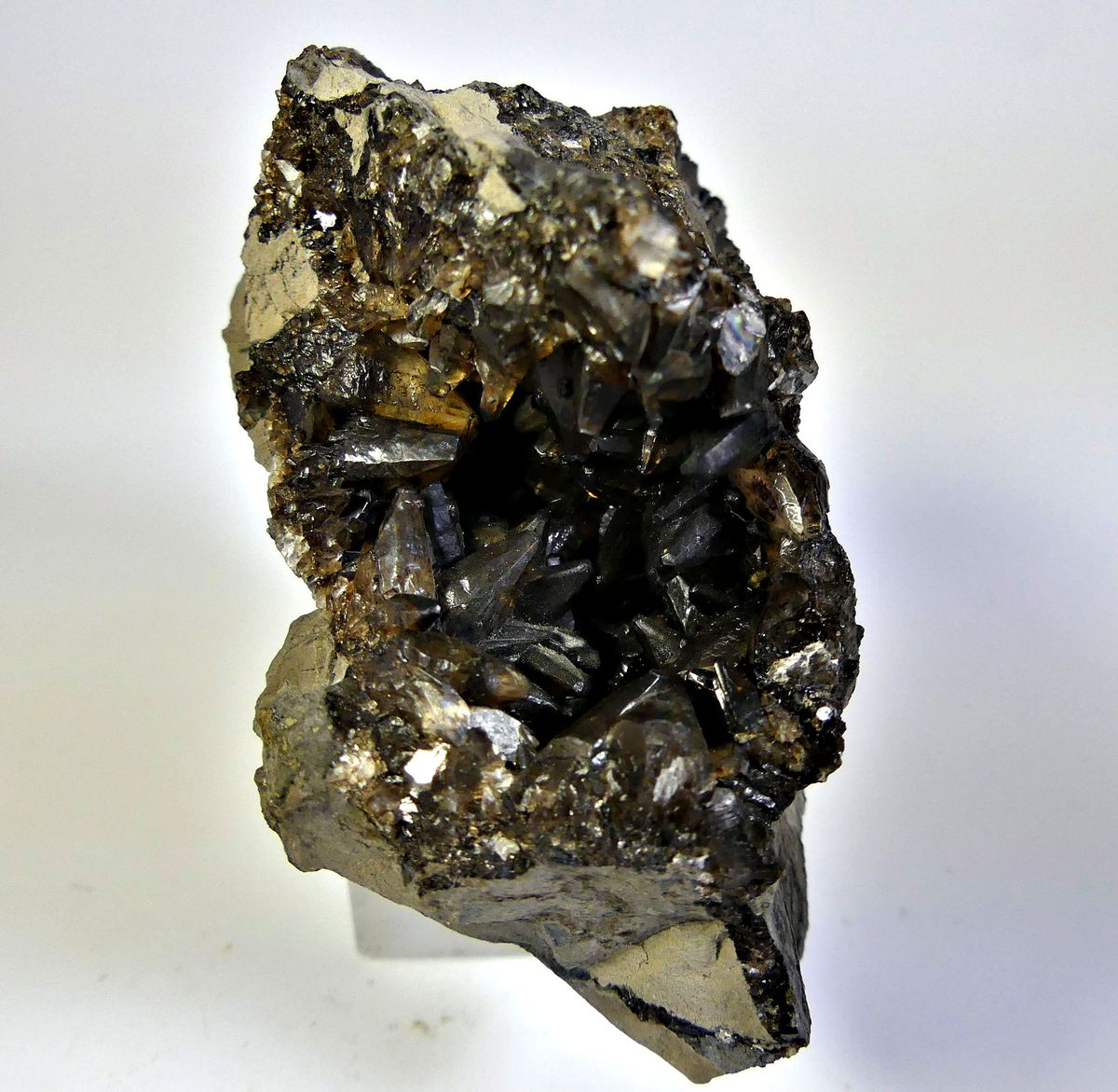 Calcite & Petroleum