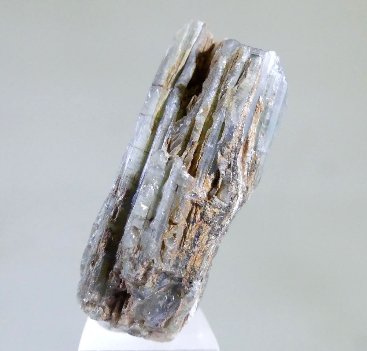 Quartz With Hornblende
