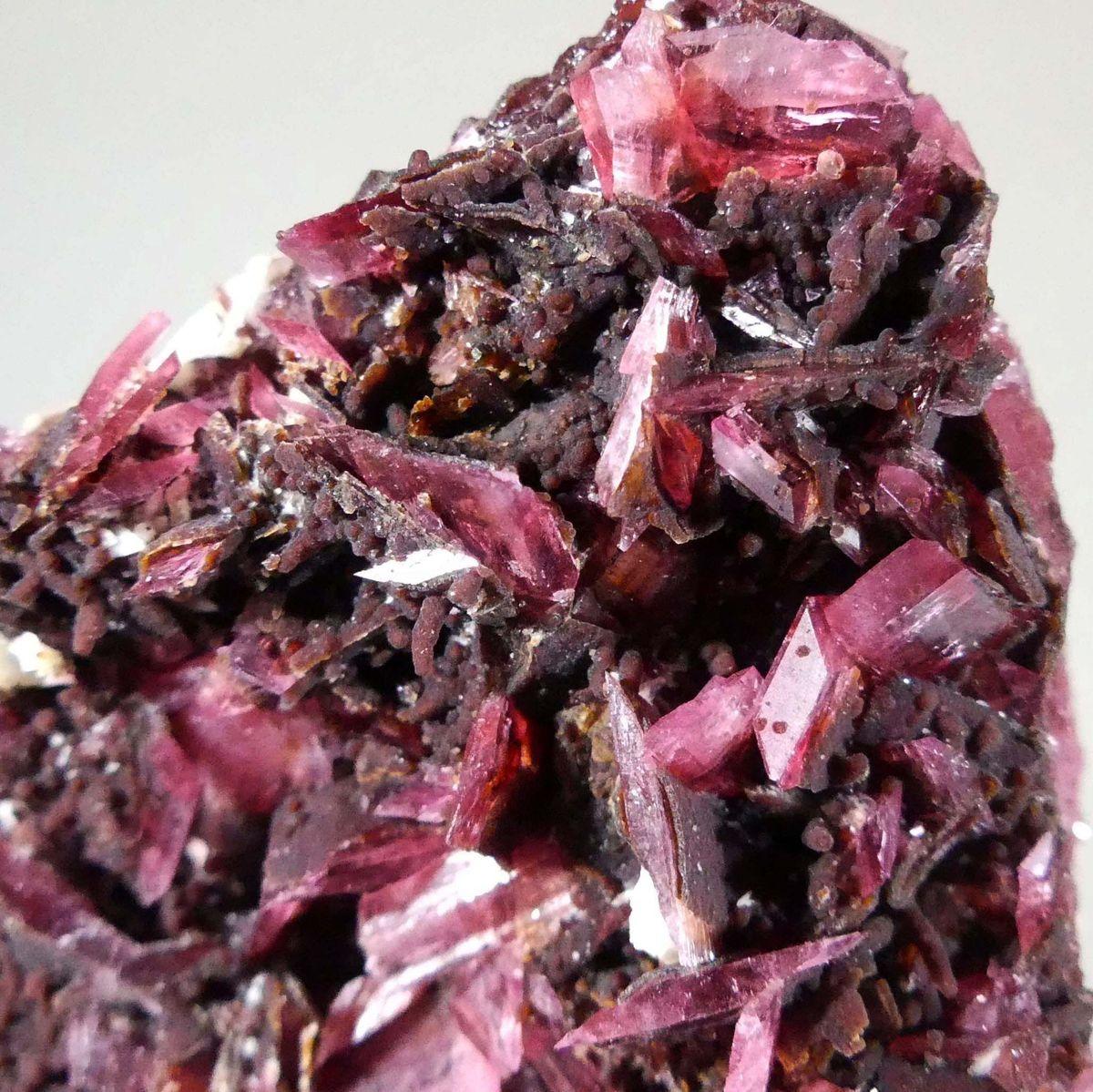 Rhodonite & Rhodochrosite