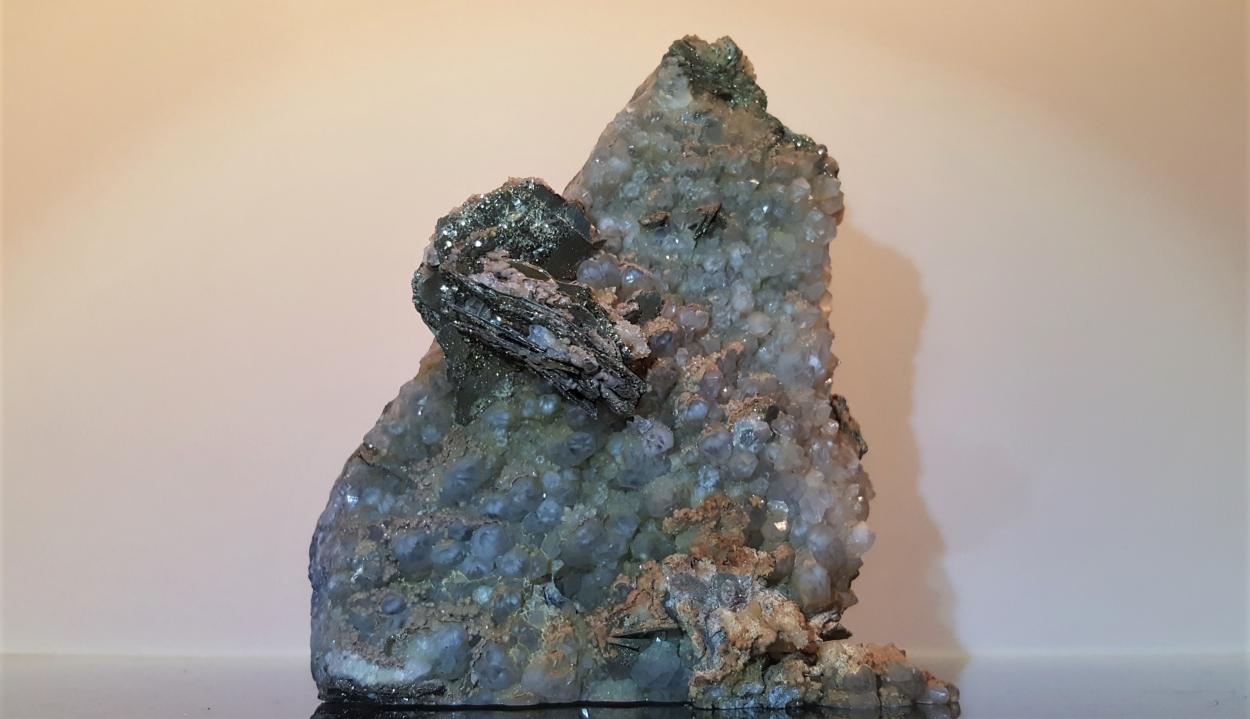 Pyrrhotite & Quartz