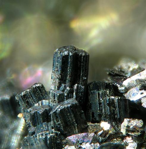 Pyrargyrite & Argentopyrite