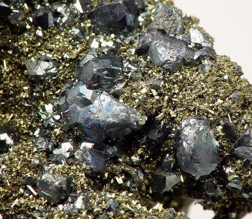 Argentopyrite & Pyrargyrite