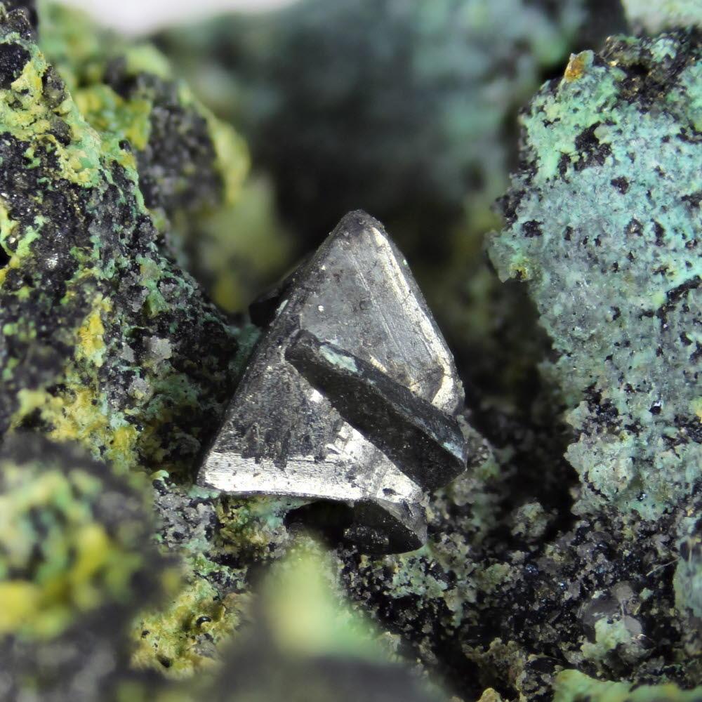 Tetrahedrite Var Freibergite
