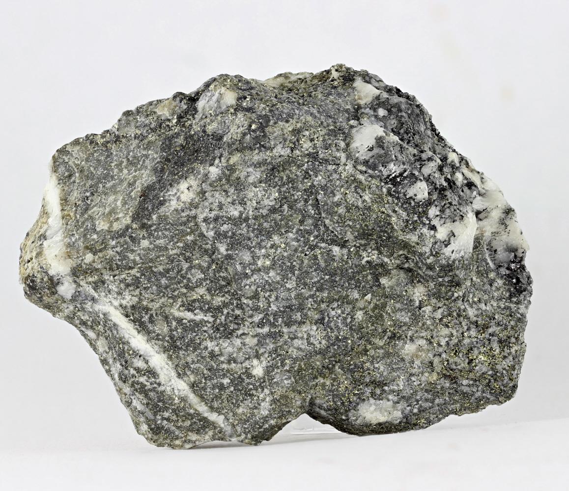 Electrum With Polybasite