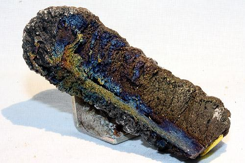 Goethite Psm Native Copper With Gypsum