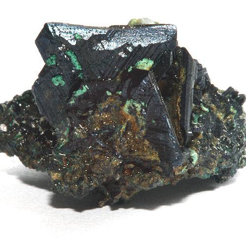 Chalcocite & Paratacamite