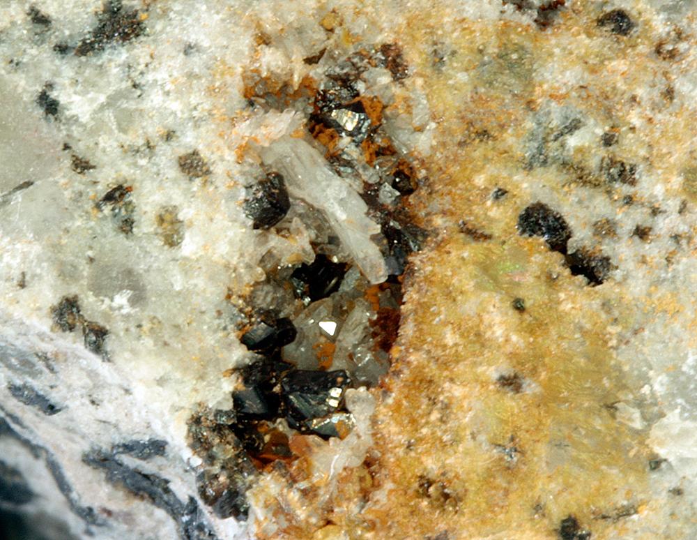 Cassiterite Psm Orthoclase