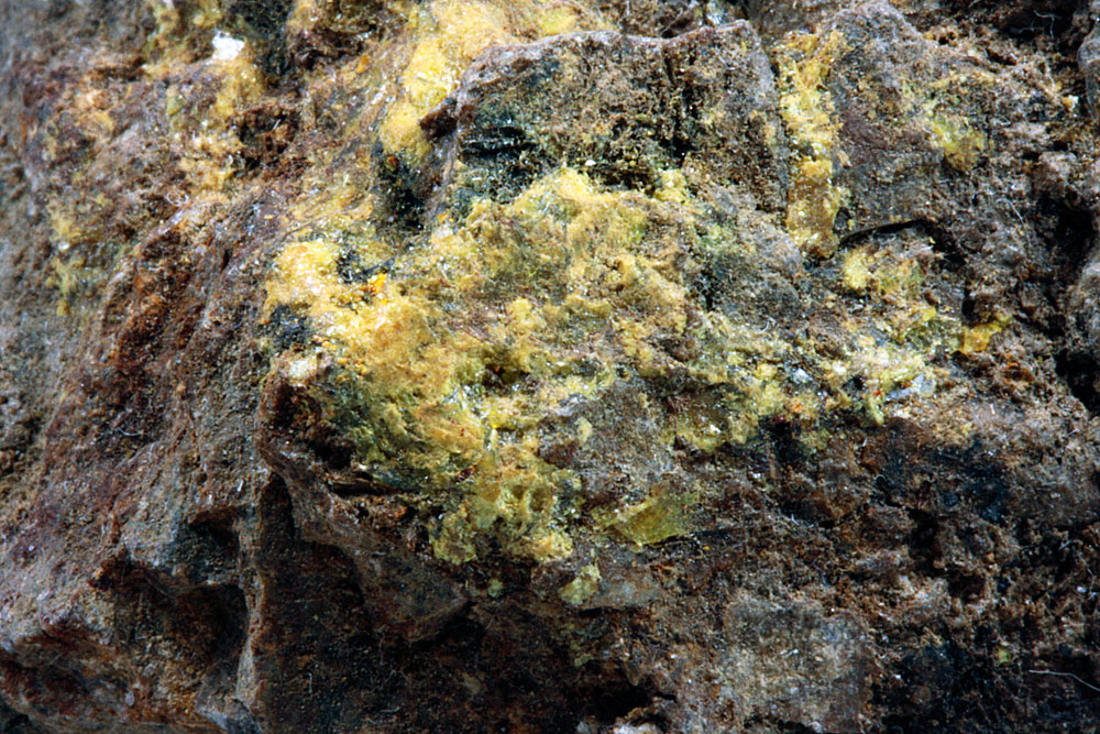 Idrialite & Metacinnabar