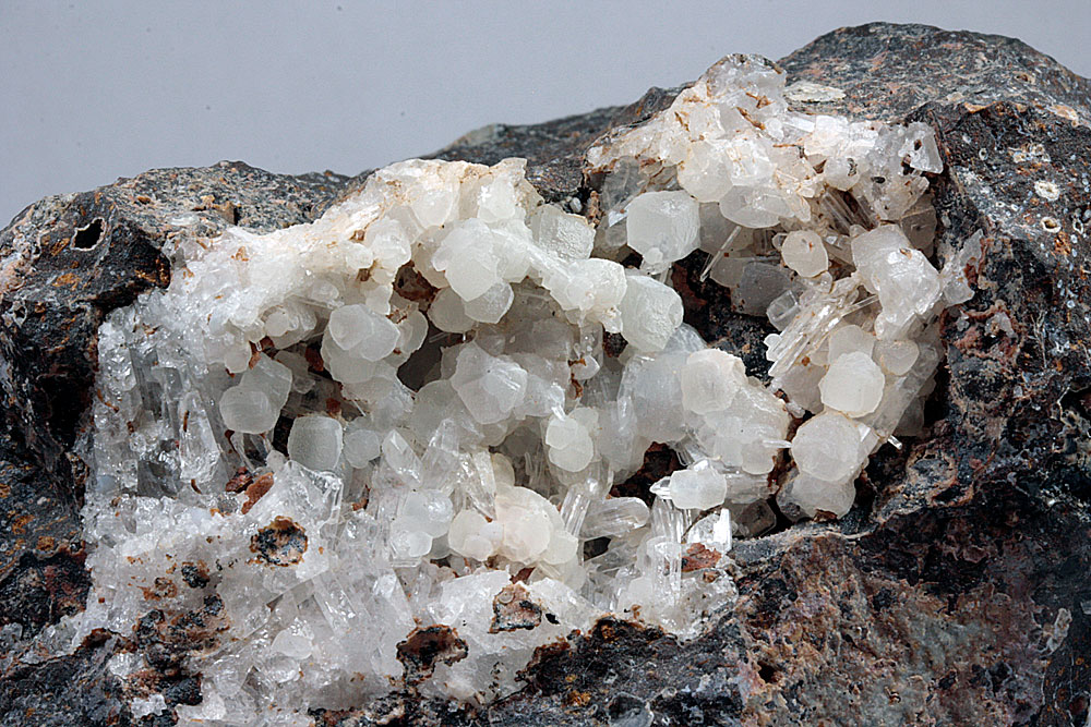 Calcite With Gypsum
