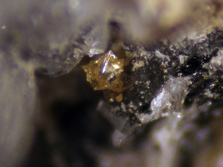 Cahnite & Phillipsite
