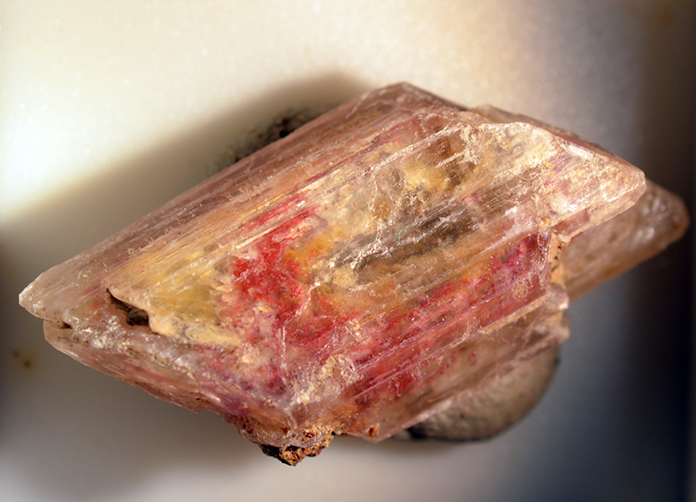 Gypsum & Cinnabar