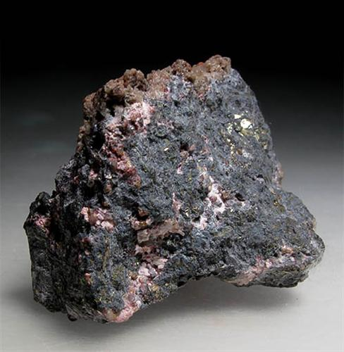 Native Bismuth Cobaltite & Erythrite