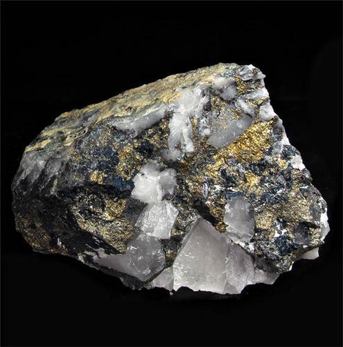 Stannite & Chalcopyrite