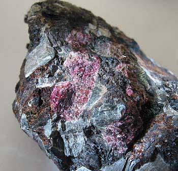 Eudialyte Aegirine & Astrophyllite