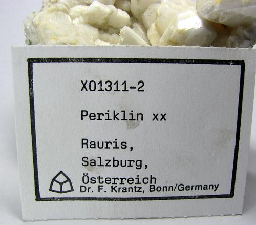 Pericline