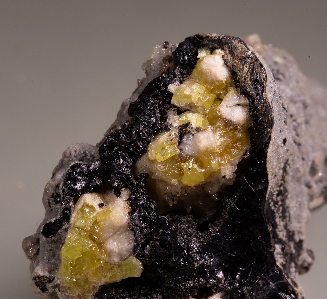 Sulphur & Asphaltum