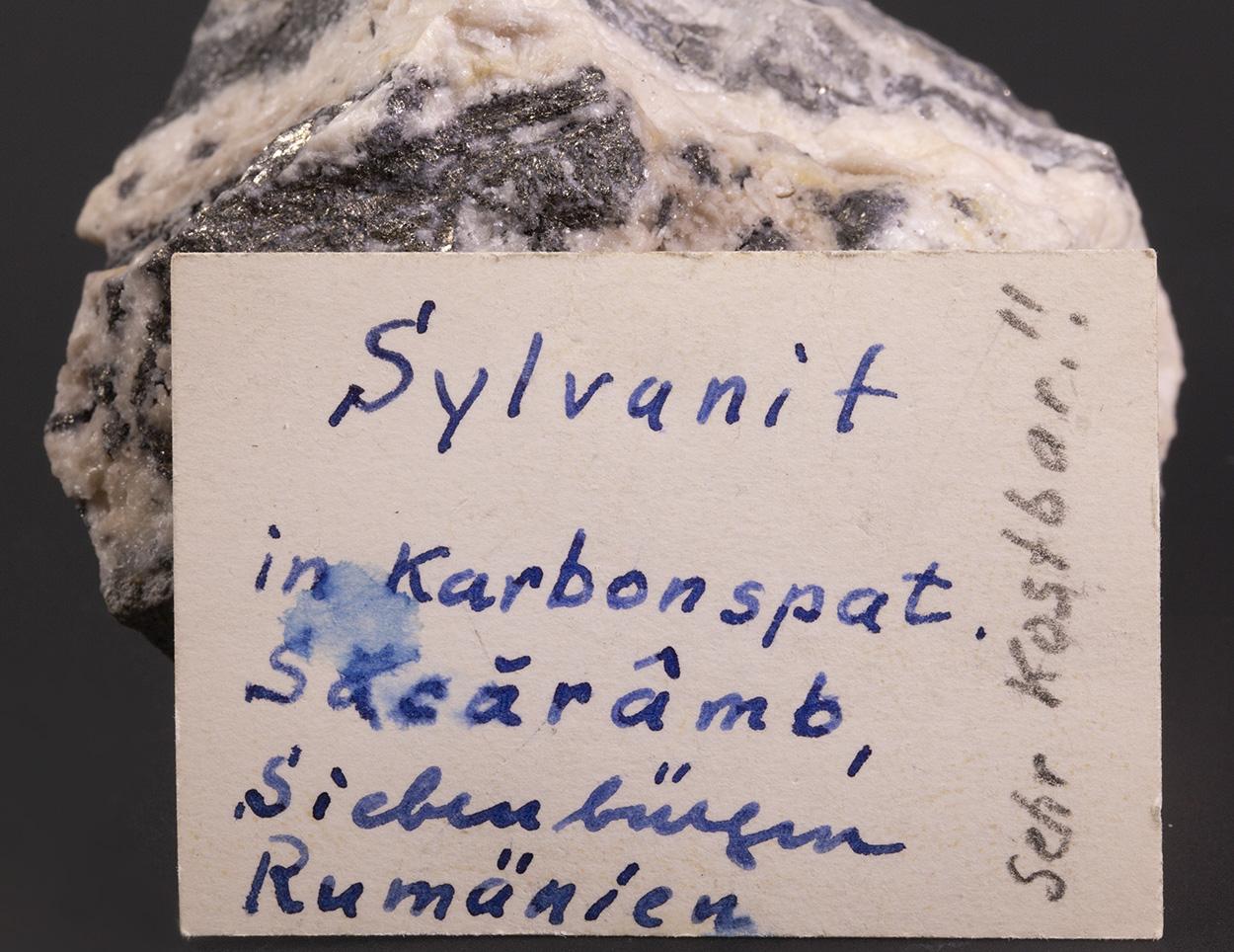 Sylvanite