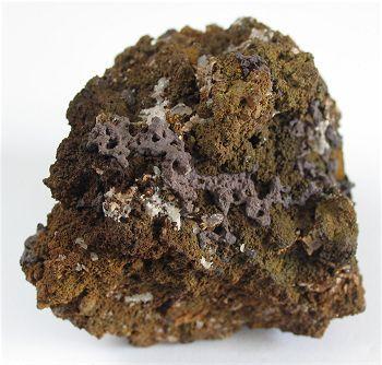 Embolite With Cerussite