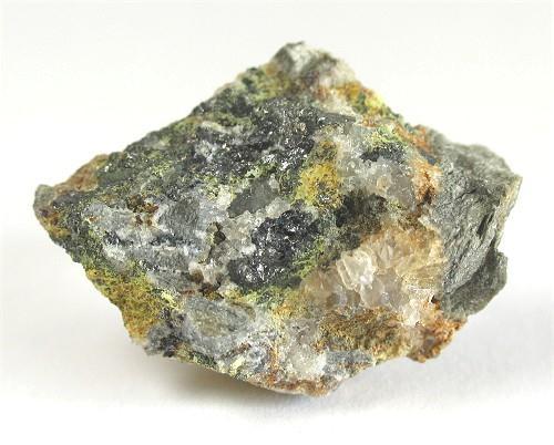 Bournonite With Bindheimite