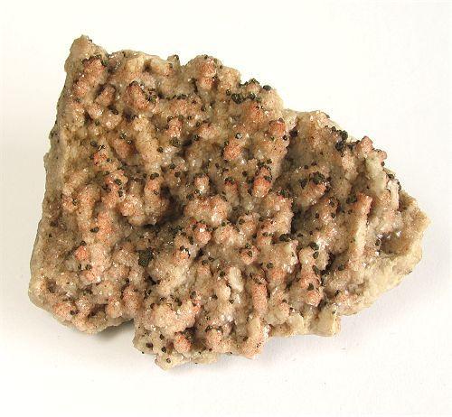 Dolomite Psm Calcite & Chalcopyrite