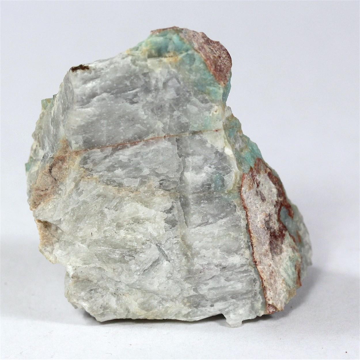 Montebrasite With Turquoise
