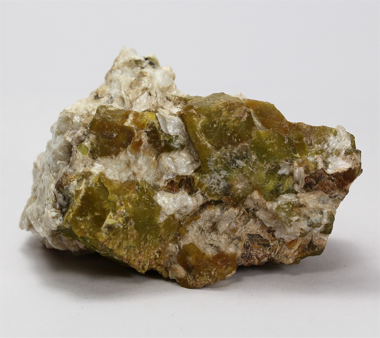 Serpentine Group With Hydrotalcite