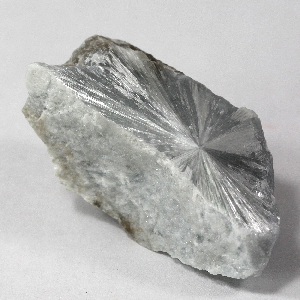 Hydroboracite With Anhydrite