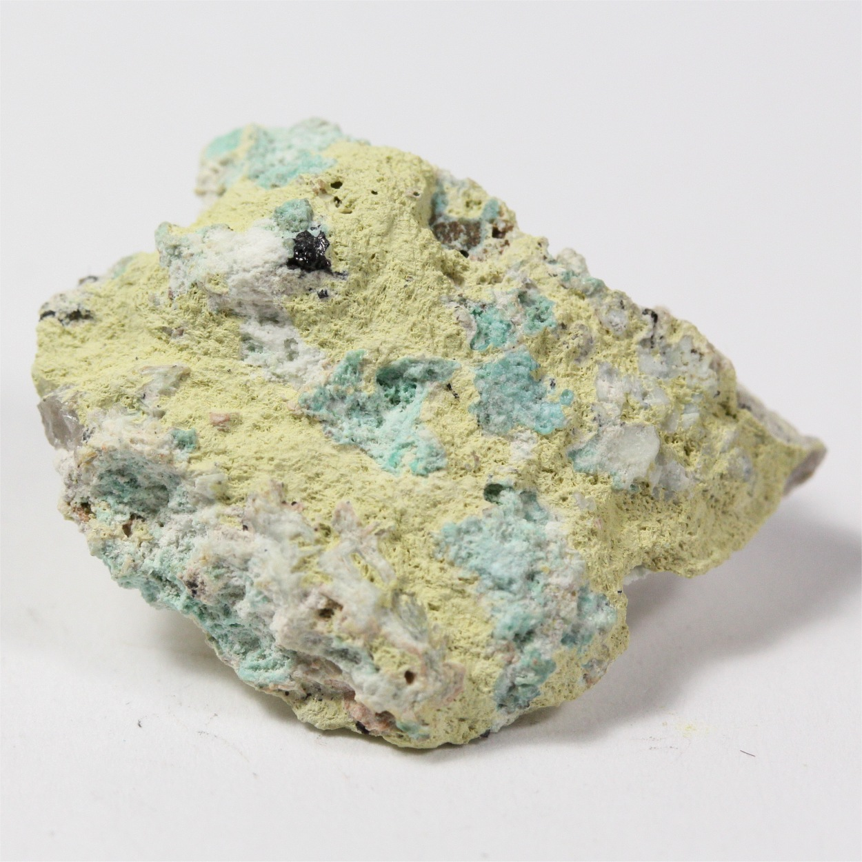 Varlamoffite With Turquoise