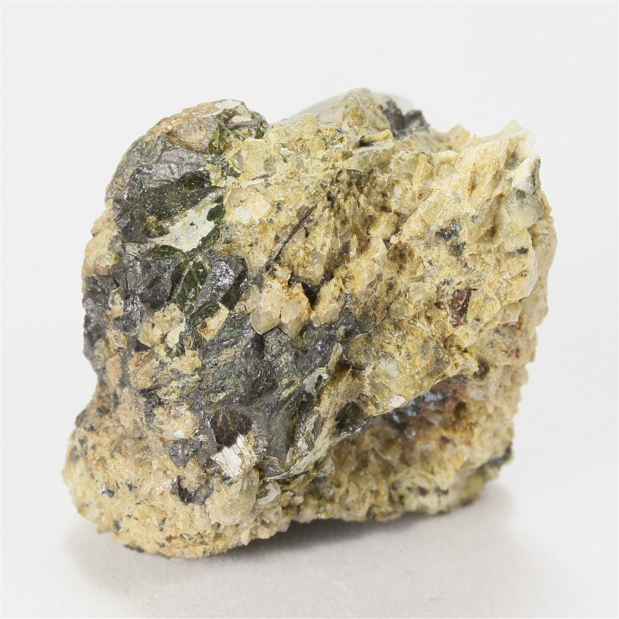 Gold Var Electrum With Bornite