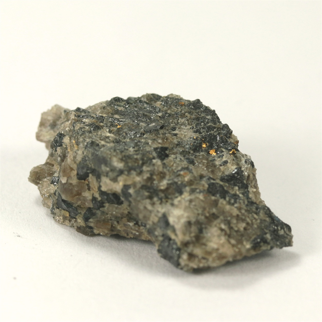 Gold With Brannerite