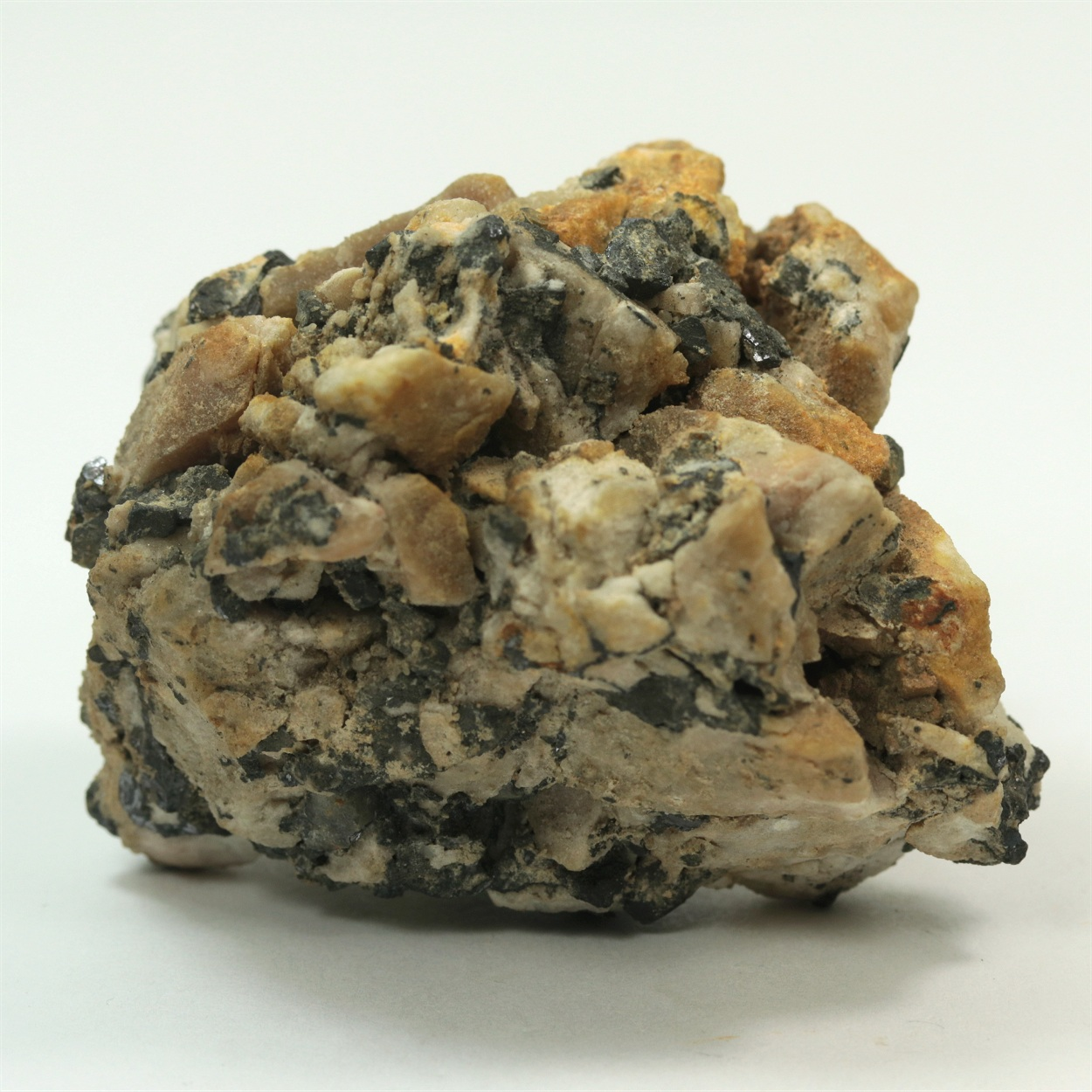 Anglesite Psm Cerussite With Galena
