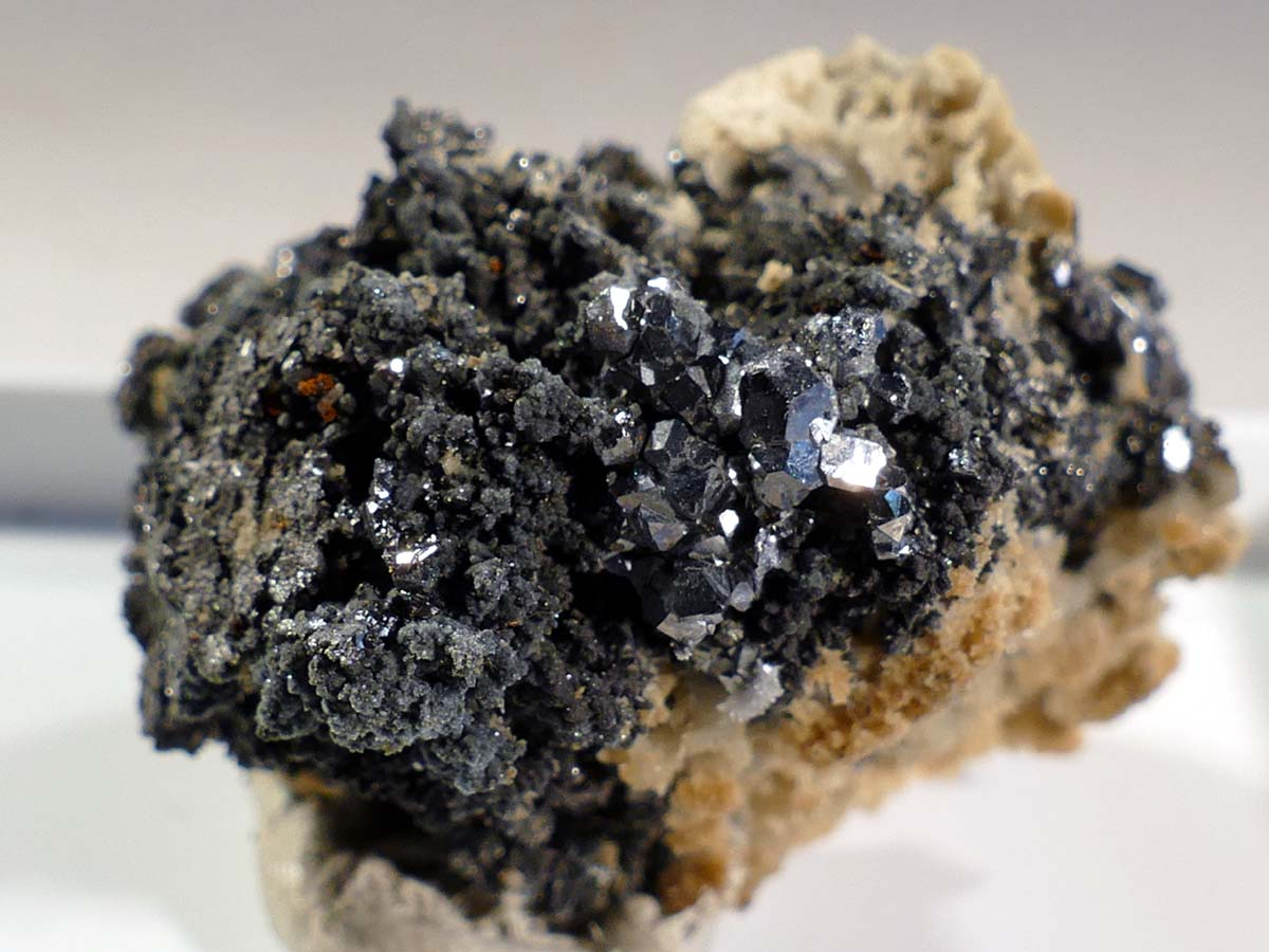 Chloanthite With Safflorite